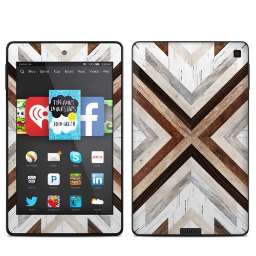 Timber Amazon Kindle Fire HD 6 Skin