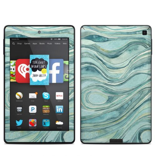 Waves Amazon Kindle Fire HD 6 Skin