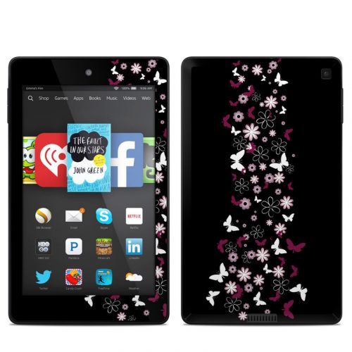 Whimsical Amazon Kindle Fire HD 6 Skin