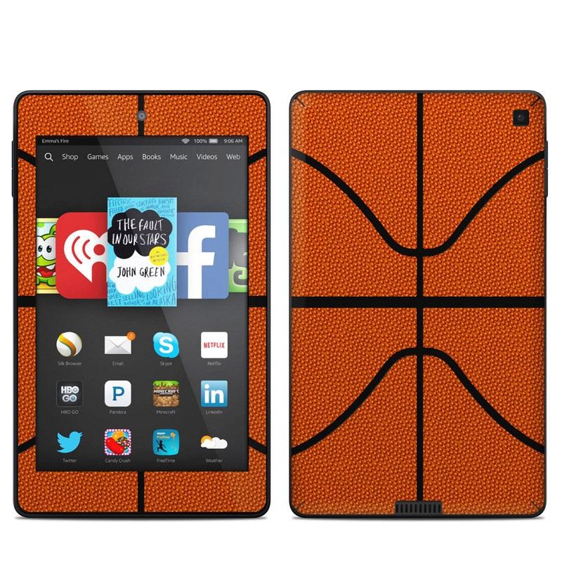 Basketball Amazon Kindle Fire HD 6 Skin
