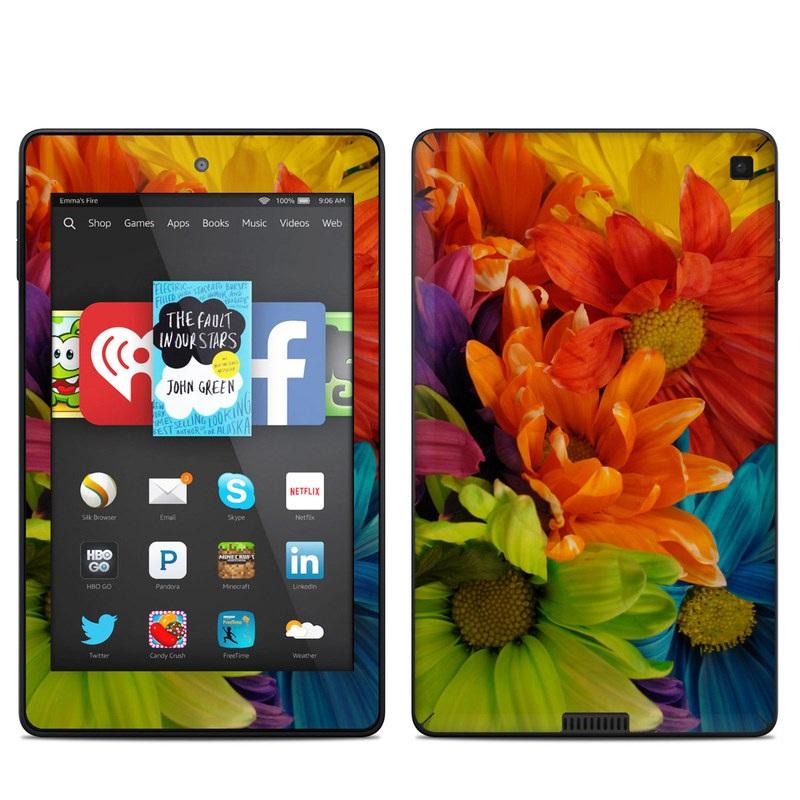 Colours Amazon Kindle Fire HD 6 Skin