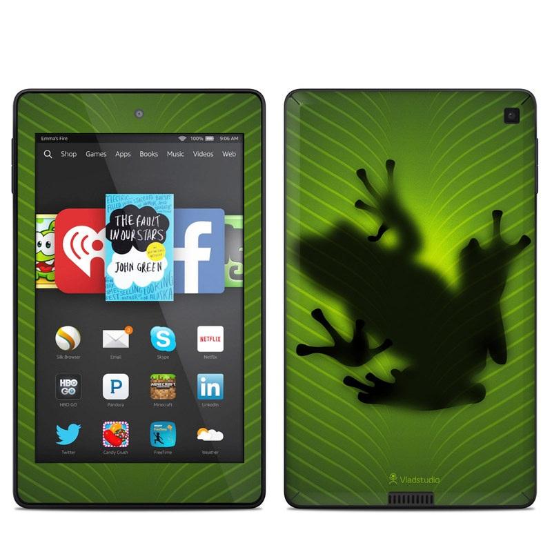 Frog Amazon Kindle Fire HD 6 Skin