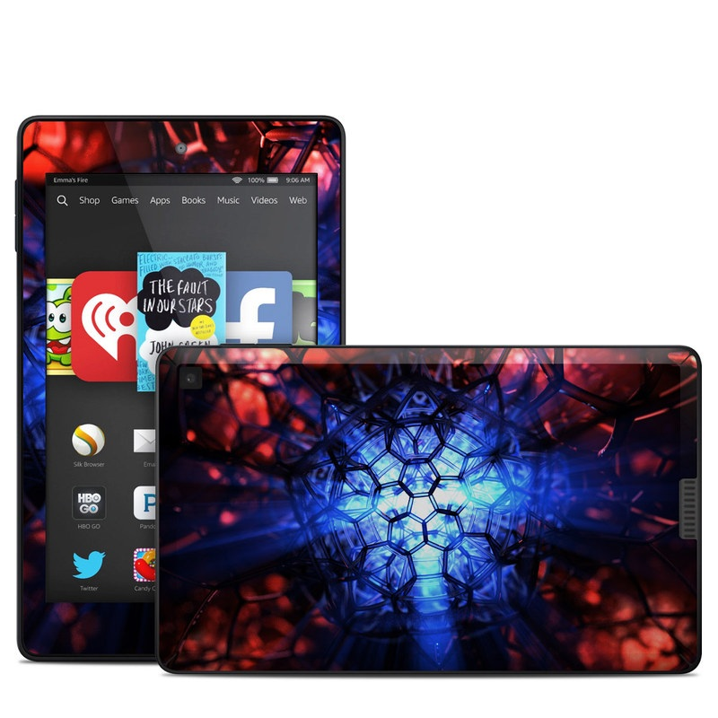Geomancy Amazon Kindle Fire HD 6 Skin