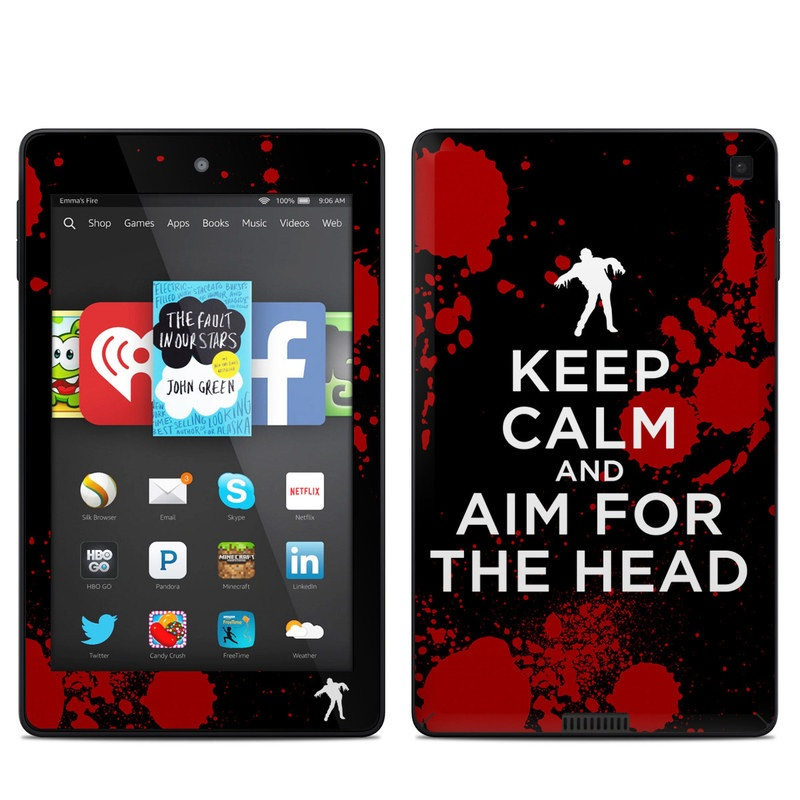 Amazon Kindle Fire HD 6 2014 Skin design of Font, Text, Logo, Graphic design, Graphics, Musical, Talent show, Dance, Brand with black, white, red, gray colors