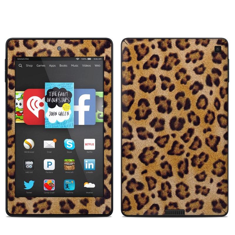 Leopard Spots Amazon Kindle Fire HD 6 Skin