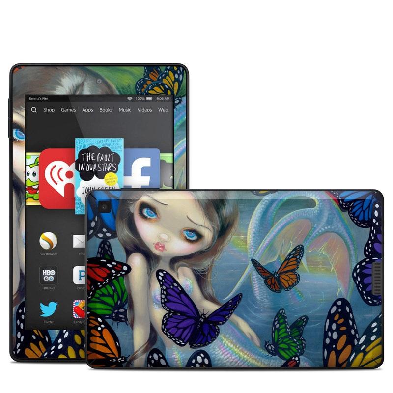 Mermaid Amazon Kindle Fire HD 6 Skin