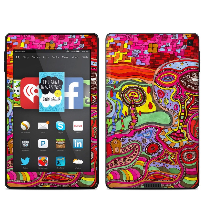The Wall Amazon Kindle Fire HD 6 Skin