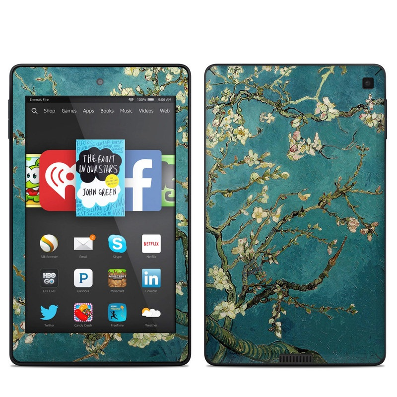 Blossoming Almond Tree Amazon Kindle Fire HD 6 Skin