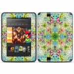 Mandala Clover Amazon Kindle Fire HD 7-inch Skin