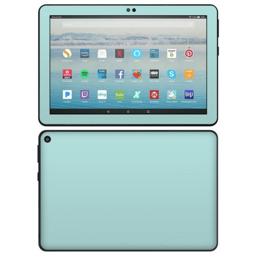 Solid State Mint Amazon Fire HD 8 2020 Skin