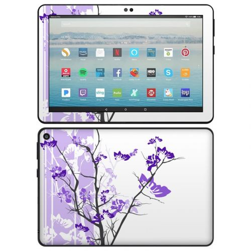 Violet Tranquility Amazon Fire HD 8 2020 Skin