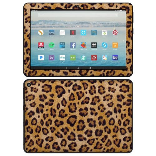 Leopard Spots Amazon Fire HD 8 Plus 2020 Skin
