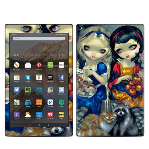 Alice & Snow White Amazon Fire HD 10 (2017) Skin