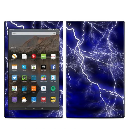 Apocalypse Blue Amazon Fire HD 10 (2017) Skin