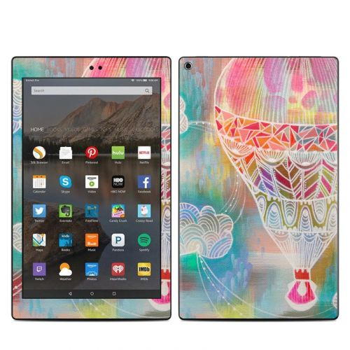 Balloon Ride Amazon Fire HD 10 (2017) Skin