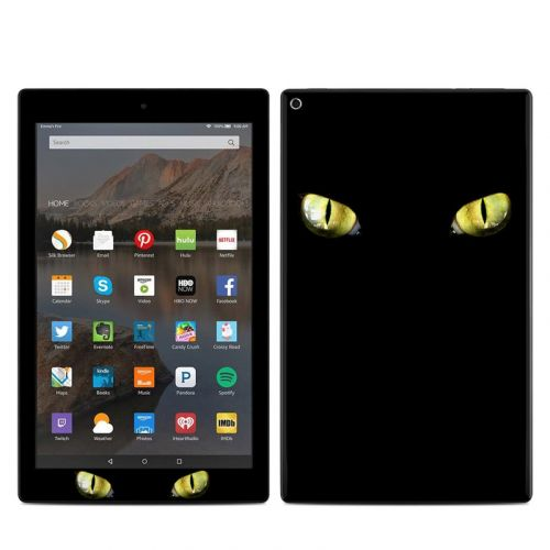 Cat Eyes Amazon Fire HD 10 (2017) Skin