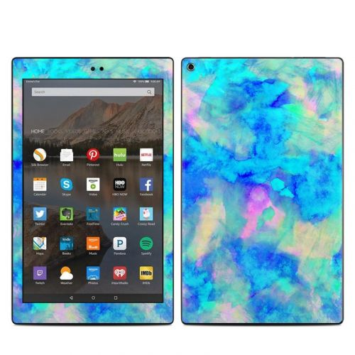 Electrify Ice Blue Amazon Fire HD 10 (2017) Skin