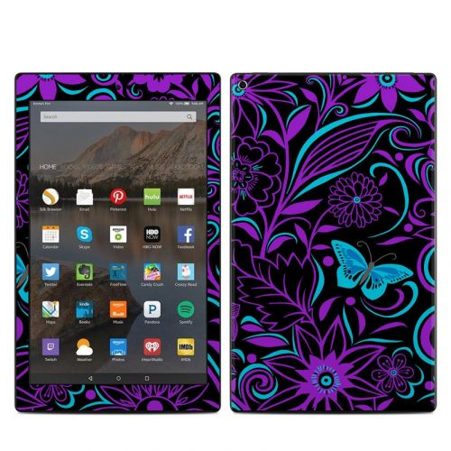 Fascinating Surprise Amazon Fire HD 10 (2017) Skin