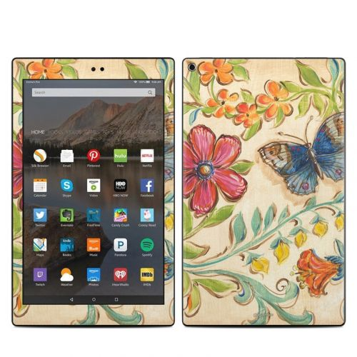Garden Scroll Amazon Fire HD 10 (2017) Skin