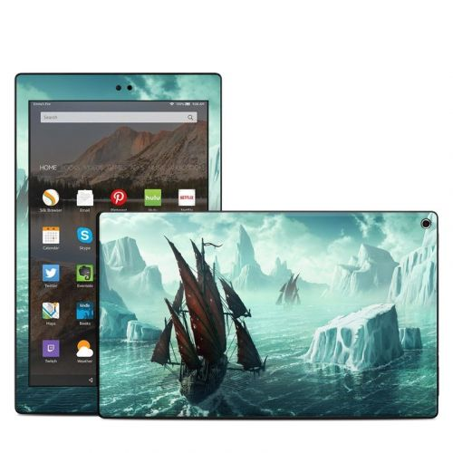 Into the Unknown Amazon Fire HD 10 (2017) Skin