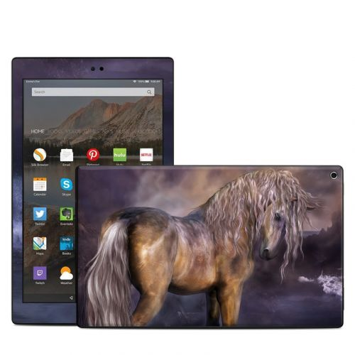 Lavender Dawn Amazon Fire HD 10 (2017) Skin