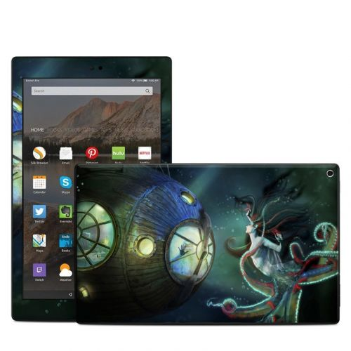 20000 Leagues Amazon Fire HD 10 (2017) Skin