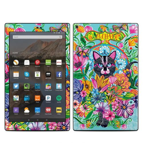 Le Chat Amazon Fire HD 10 (2017) Skin