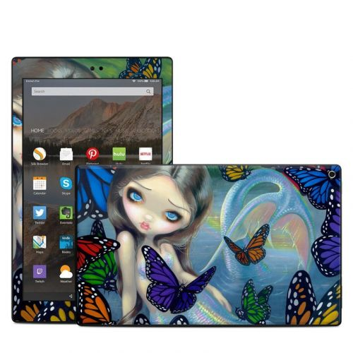 Mermaid Amazon Fire HD 10 (2017) Skin
