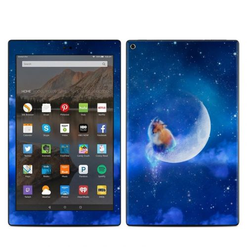 Moon Fox Amazon Fire HD 10 (2017) Skin