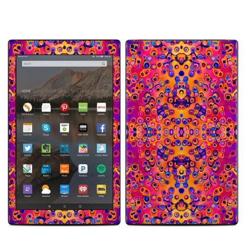 Moonlight Under the Sea Amazon Fire HD 10 (2017) Skin