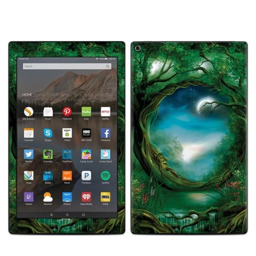 Moon Tree Amazon Fire HD 10 (2017) Skin
