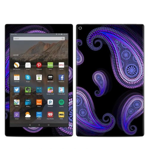 Morado Amazon Fire HD 10 (2017) Skin