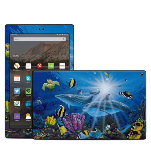 Ocean Friends Amazon Fire HD 10 (2017) Skin