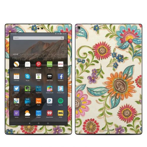 Olivia's Garden Amazon Fire HD 10 (2017) Skin