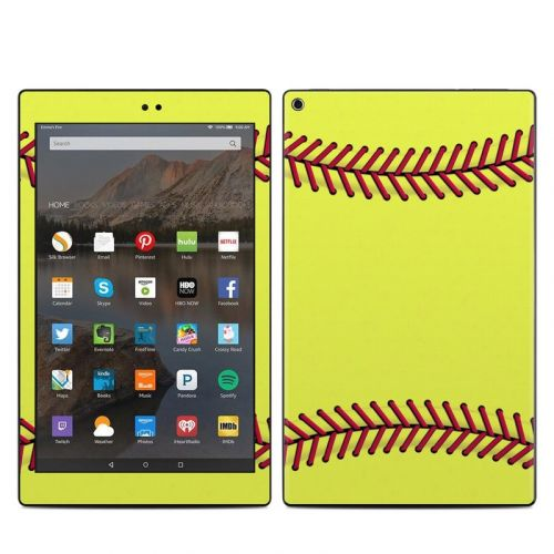 Softball Amazon Fire HD 10 (2017) Skin