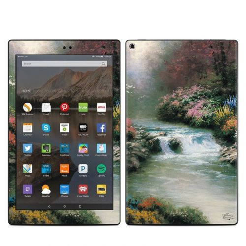 Beside Still Waters Amazon Fire HD 10 (2017) Skin
