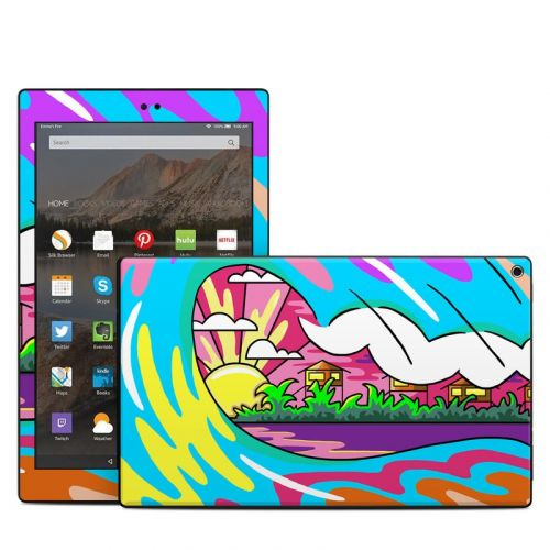 Sunset Break Amazon Fire HD 10 (2017) Skin