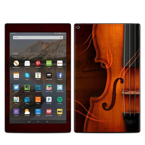Violin Amazon Fire HD 10 (2017) Skin
