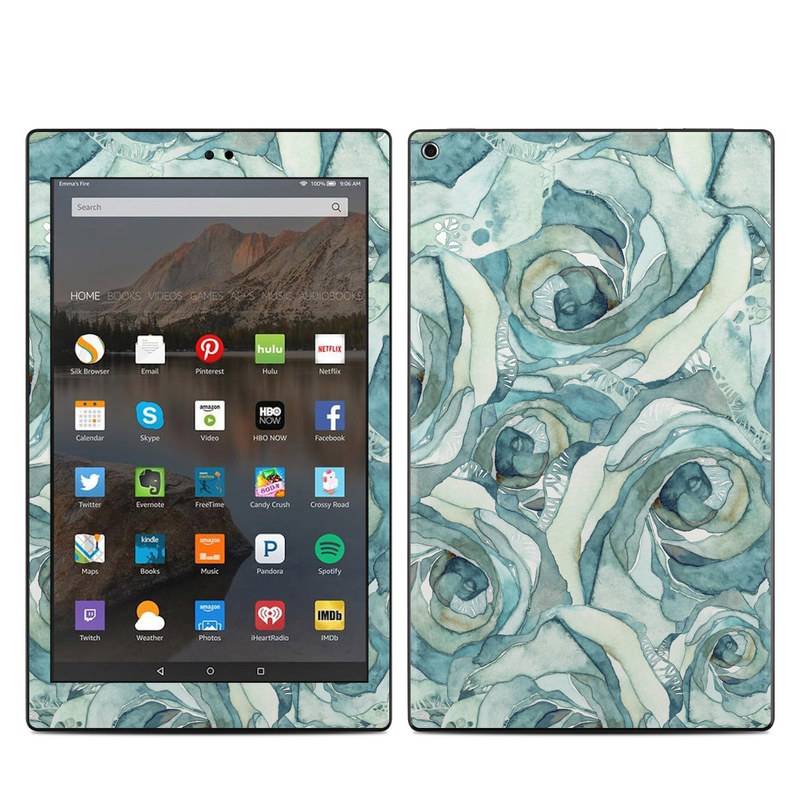 Bloom Beautiful Rose Amazon Fire HD 10 (2017) Skin