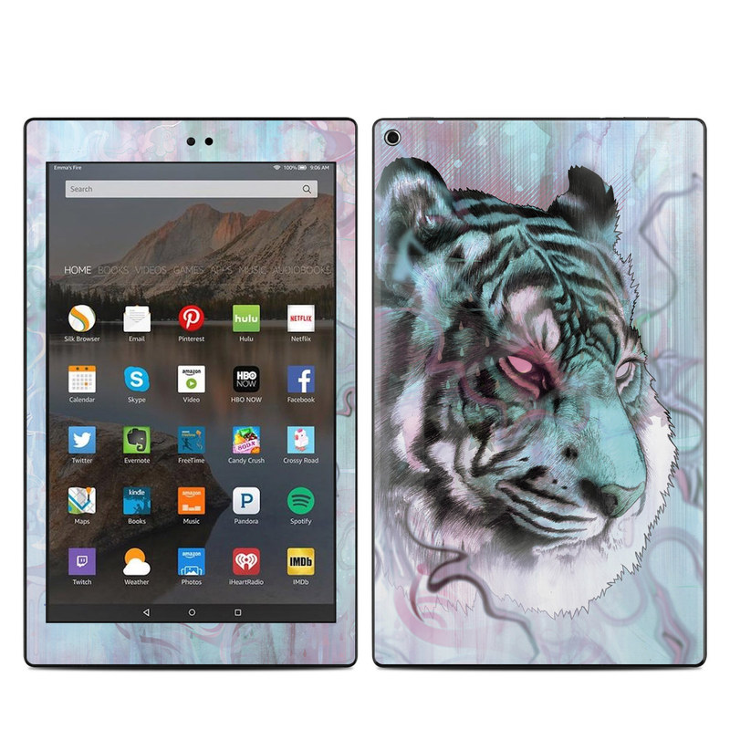 Illusive by Nature Amazon Fire HD 10 (2017) Skin