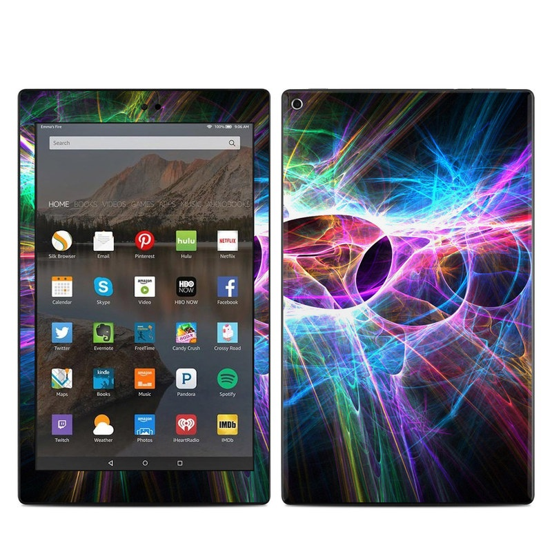 Static Discharge Amazon Fire HD 10 (2017) Skin