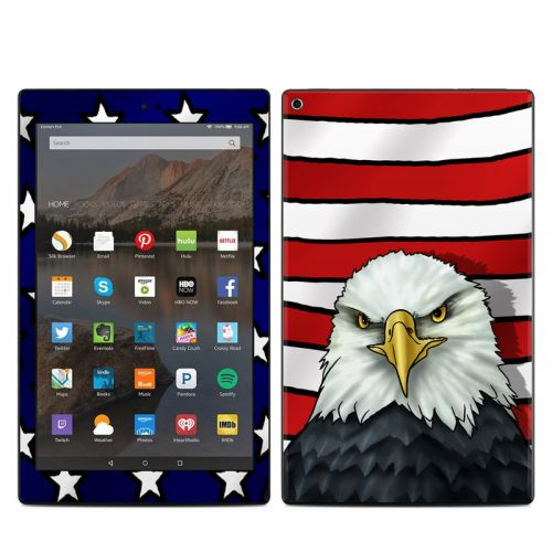 American Eagle Amazon Fire HD 10 2019 Skin