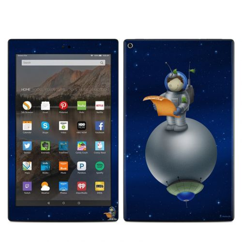 Astronaut Amazon Fire HD 10 2019 Skin