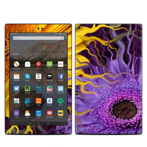 Daisy Yin Daisy Yang Amazon Fire HD 10 2019 Skin