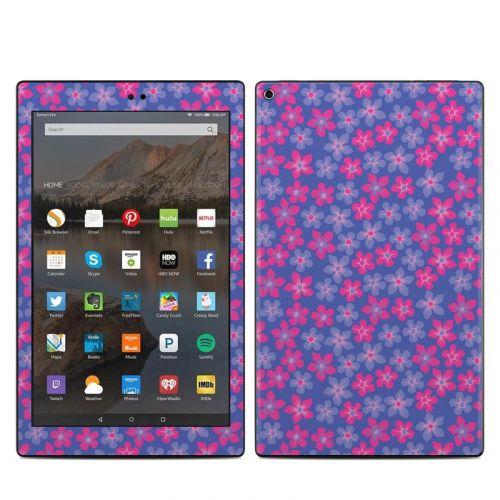 Hibiscus Amazon Fire HD 10 2019 Skin