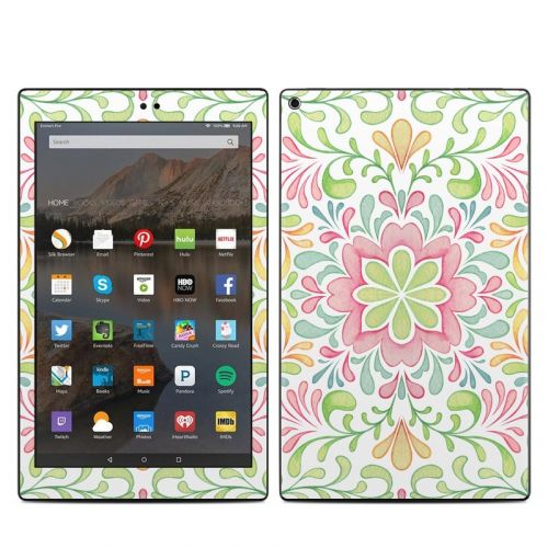 Honeysuckle Amazon Fire HD 10 2019 Skin