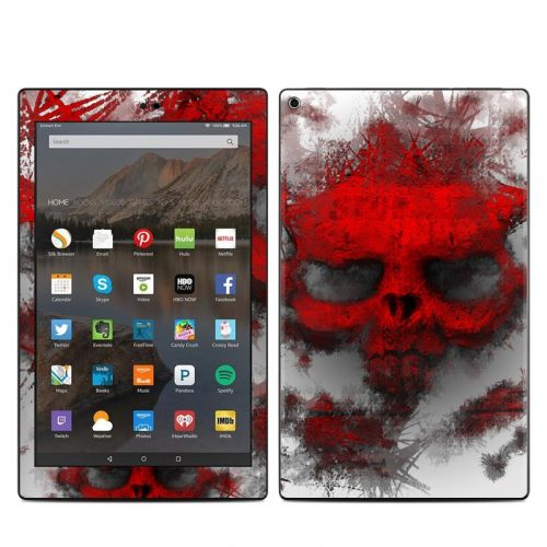 War Light Amazon Fire HD 10 2019 Skin