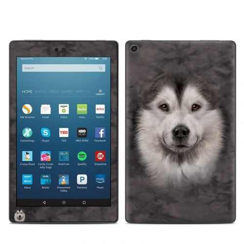 Alaskan Malamute Amazon Fire HD 8 (2017) Skin