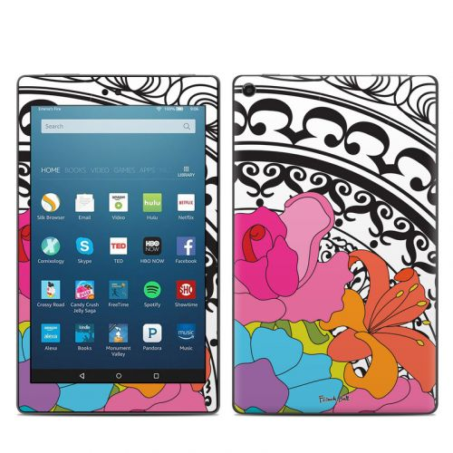 Barcelona Amazon Fire HD 8 (2017) Skin