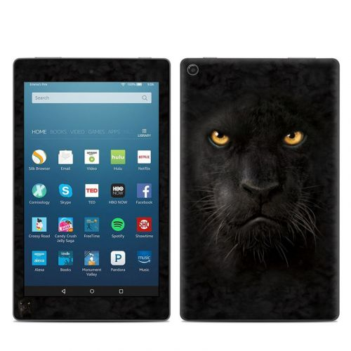 Black Panther Amazon Fire HD 8 (2017) Skin
